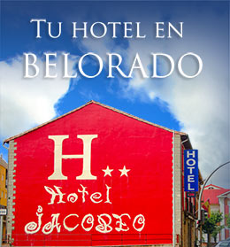 Hotel Jacobeo en Belorado