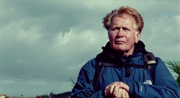 "Martin Sheen en ""The Way"""